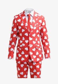 MR. LOVER LOVER - Kostym - red