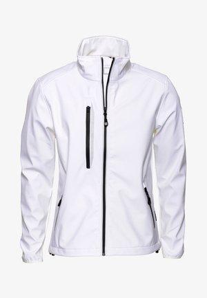 HALYARD - Outdoor jacket - snow white