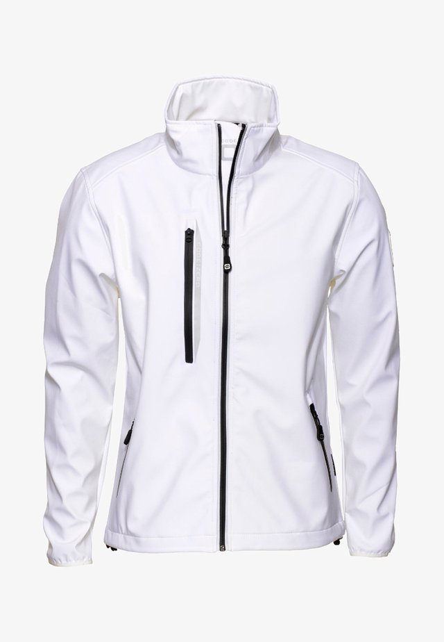 HALYARD - Outdoor jacket - snow white