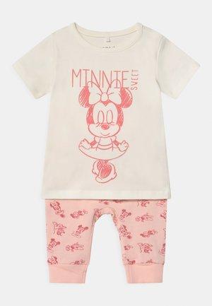 NITMICKEY SET - T-shirt con stampa - snow white