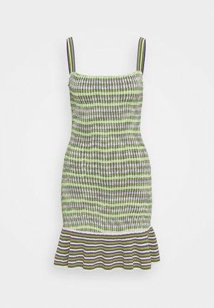 Jumper dress - vert