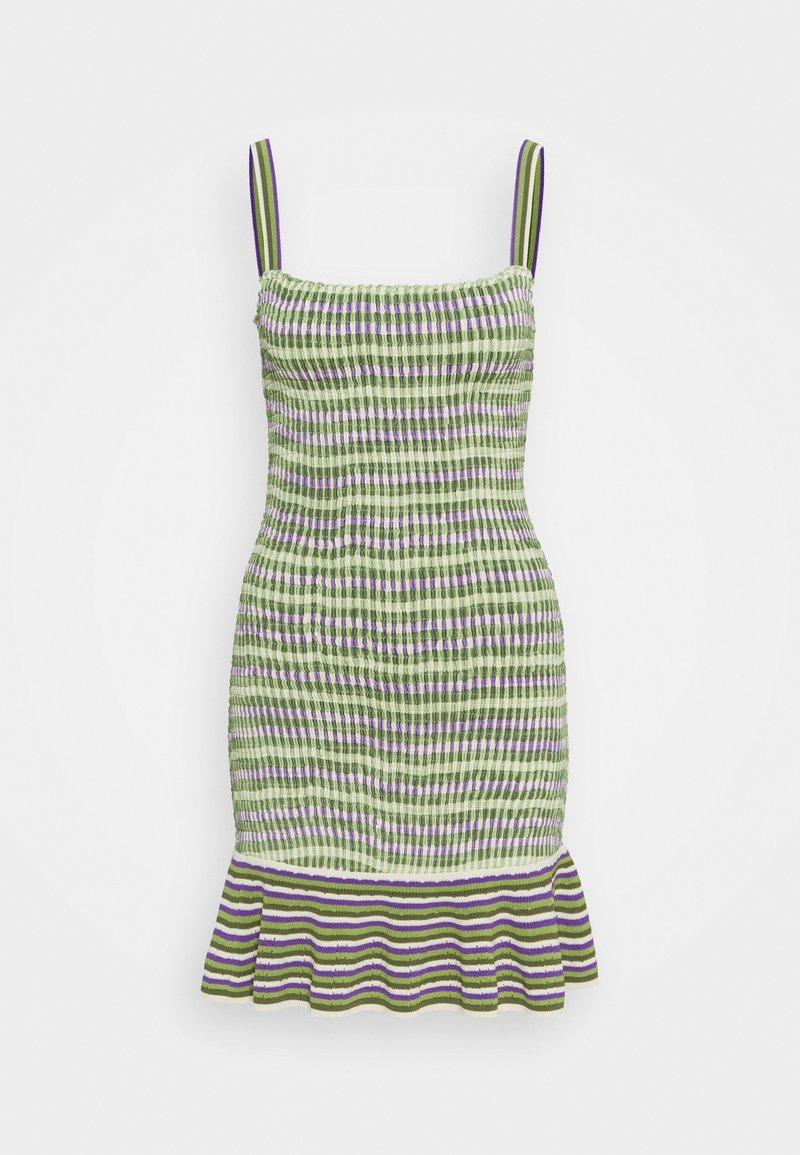 sandro - Jumper dress - vert
