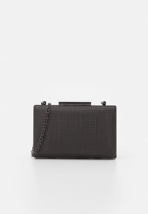 BOX BAG FOREVER - Pochette - black