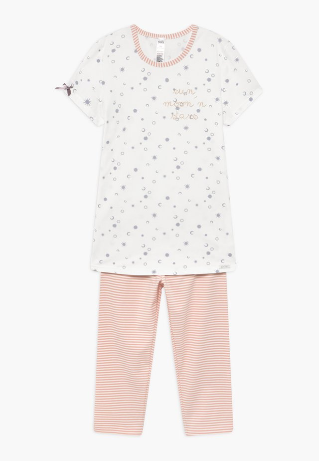 GIRLS - Piżama - off-white/light pink