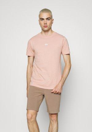 ROSE BACK - T-shirt print - pink