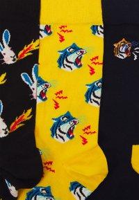 Happy Socks - TIGER SOCKS GIFT SET 3 PACK - Socks - multi - 2