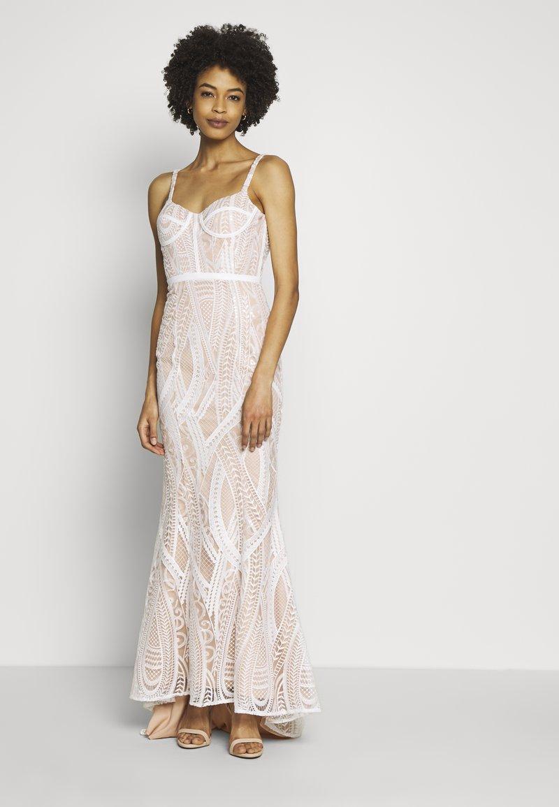 Jarlo - EZRIA - Společenské šaty - ivory