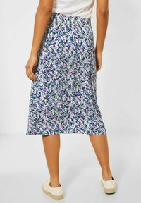 Street One - ROCK - A-line skirt - multi color - 1