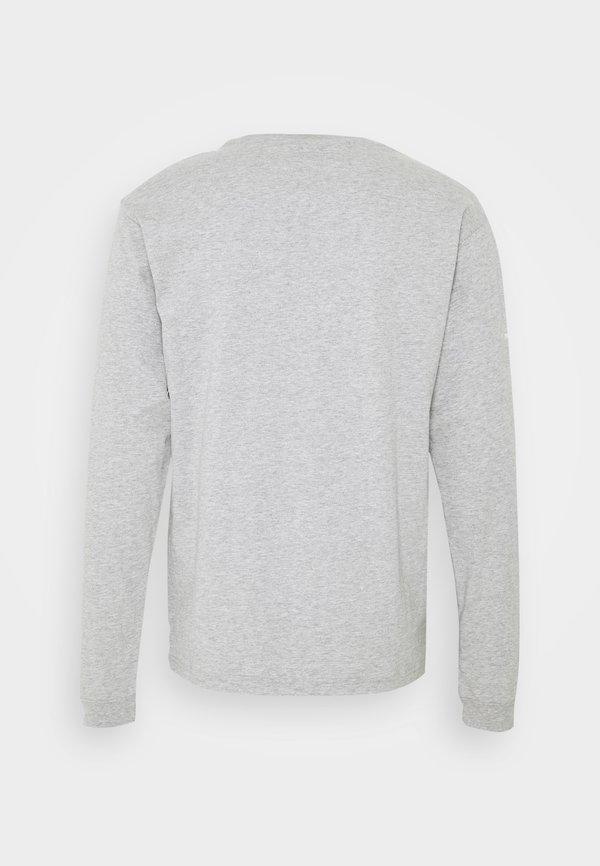New Balance ESSENTIALS STACK PACK - Bluzka z długim rękawem - athletic grey/szary melanż Odzież Męska UQZL