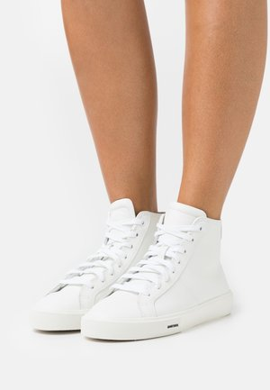 S-MYDORI MC W - High-top trainers - white