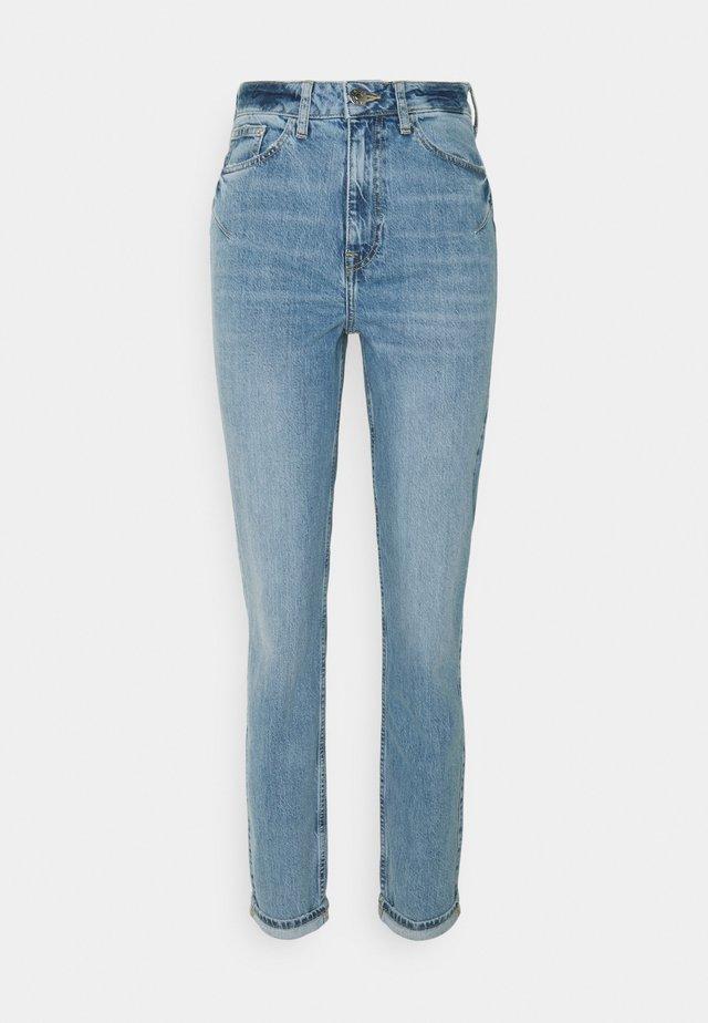 Jeans Straight Leg - mid blue