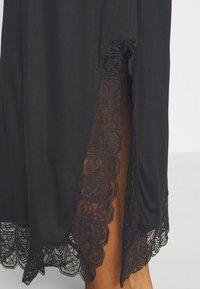 Hanro - WANDA - Noční košile - black - 4