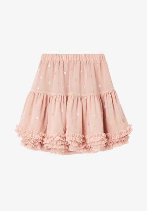 TÜLLROCK LILLIAN - A-line skirt - rosa