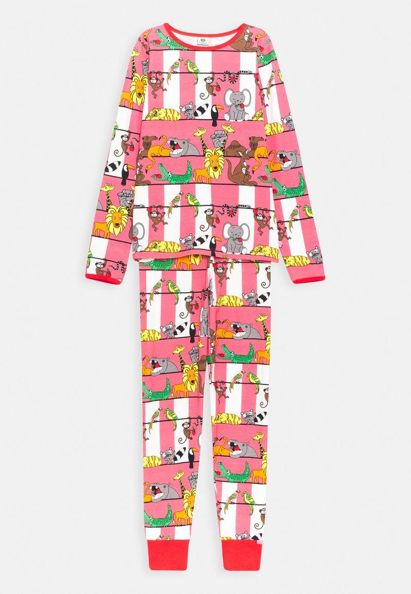 Småfolk - NIGHTWEAR ZOO - Pyjama - rapture rose