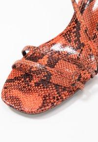 Hot Soles - Sandals - orange - 2