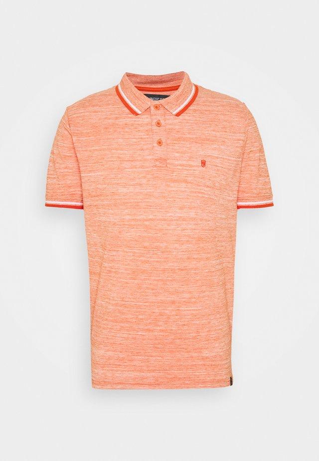 CONLEY - Polo - orange