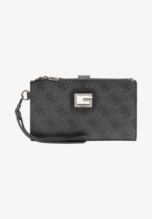 Wallet - mehrfarbig grau