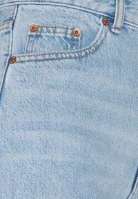 Dr.Denim Tall - ECHO - Shorts di jeans - empress light blue - 2