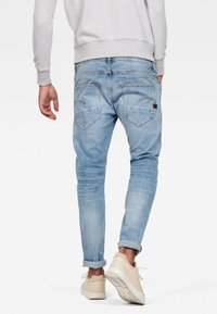 G-Star - D-STAQ 5-PKT SLIM - Jeans slim fit - blue - 1