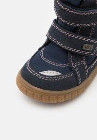 Lurchi - JASMINA TEX - Winter boots - navy - 5