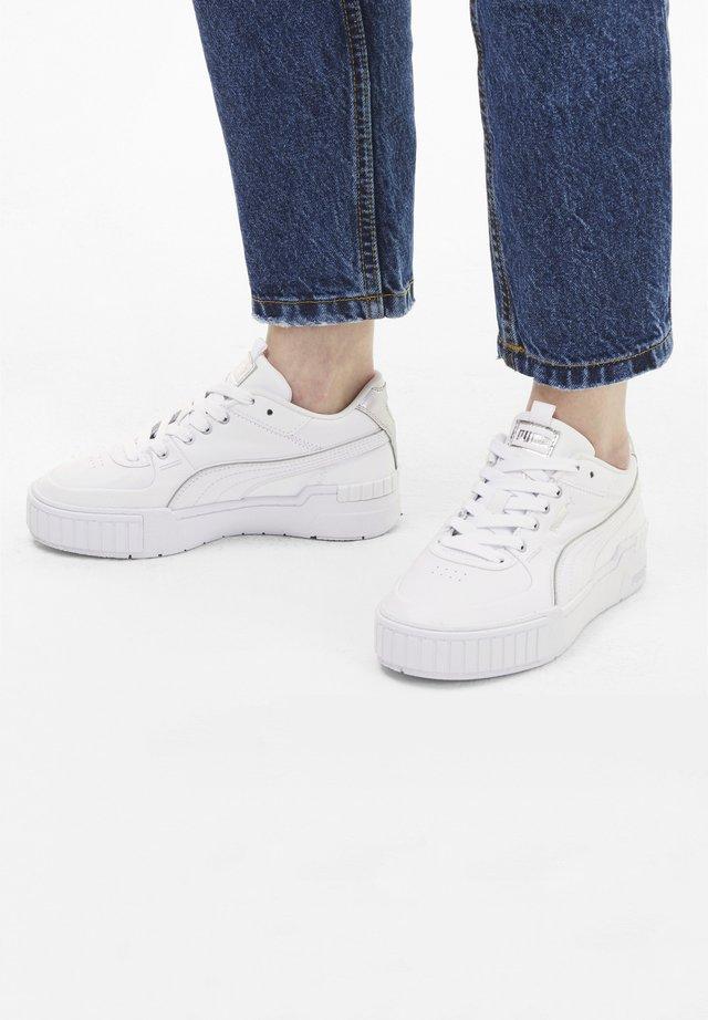 CALI SPORT WABI-SABI - Sneaker low - puma white-puma silver