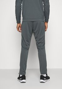 Under Armour - EMEA TRACK SUIT - Träningsset - pitch gray/black - 4