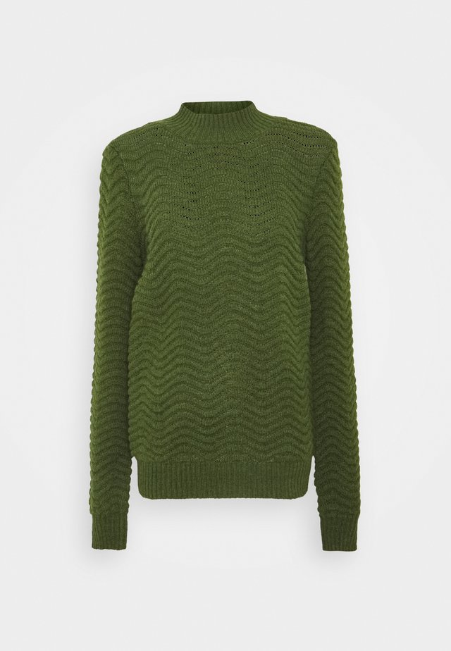 YASBETRICIA  - Pullover - chive