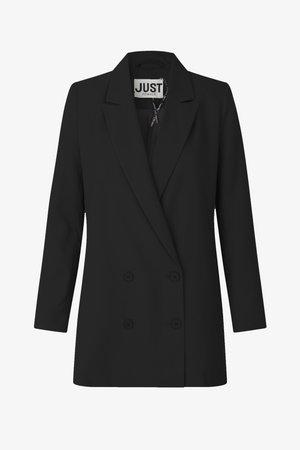 WATSON - Short coat - black