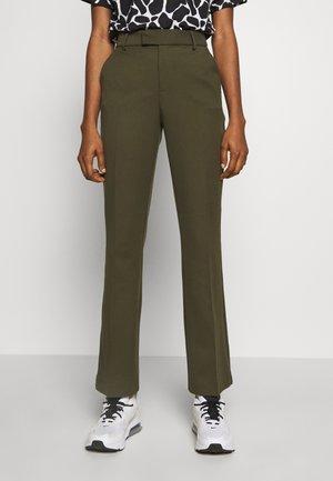 MAII - Trousers - green leaf