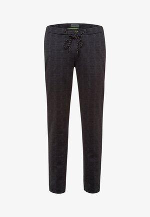 STYLE J-TECH - Trousers - black