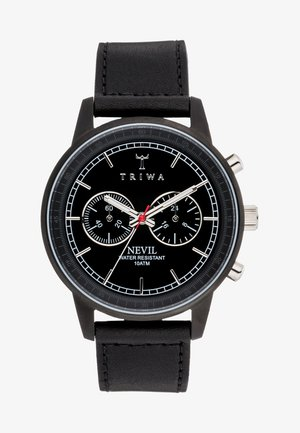 MIDNIGHT NEVIL - Klokke - black sewn classic