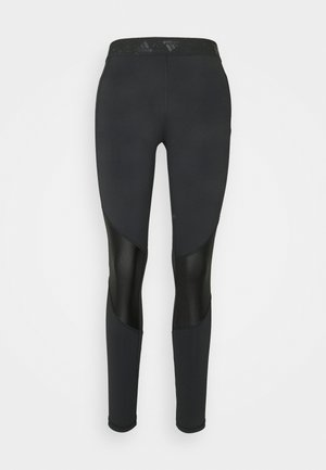 ASK GLAM - Leggings - black