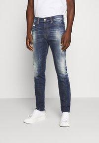Diesel - D-AMNY-Y - Slim fit jeans - 009fb - 0