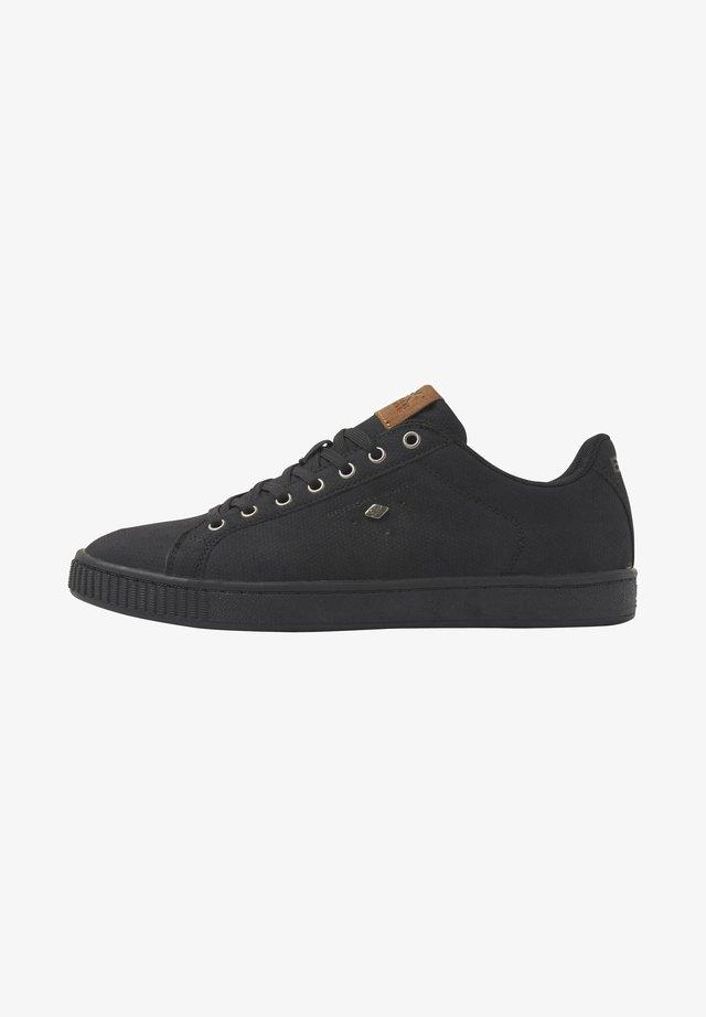 SNEAKER DUKE - Sneakers - black/black