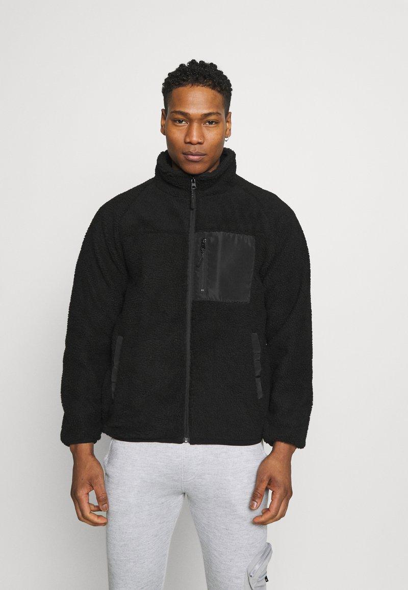 Brave Soul - WESTLEY - Summer jacket - black