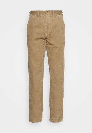 CHINO - Pantalones - beige medium dusty
