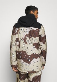 DC Shoes - HAVEN JACKET - Snowboard jacket - chocolate chip - 2