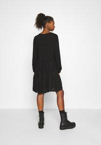 JDY - JDYPEANUT DRESS - Day dress - black - 2
