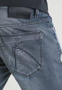 CHASIN' - EGO BOGER - Slim fit jeans - blue denim - 3