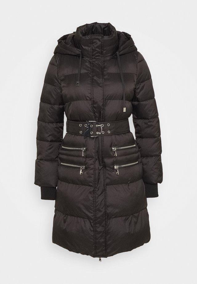 PIUMINO JACKET - Płaszcz zimowy - nero