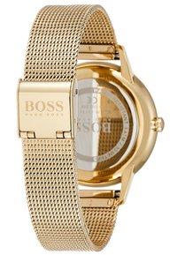 BOSS - TWILIGHT - Watch - gold-coloured - 2