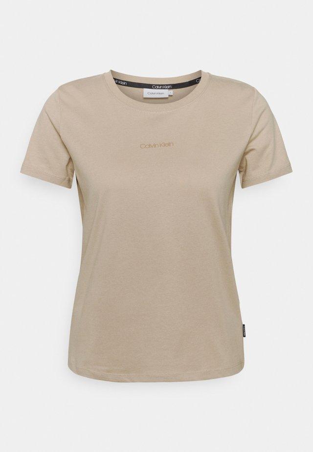 MINI CALVIN KLEIN  - T-shirt basic - grey