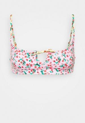 KARO LIBERRIES - Bikiniöverdel - rose