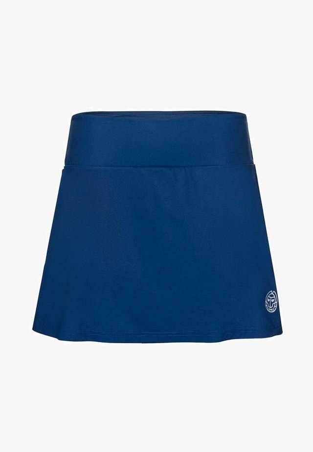 AILANI - A-line skirt - dark blue