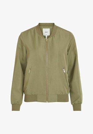 Bomber Jacket - deep lichen green