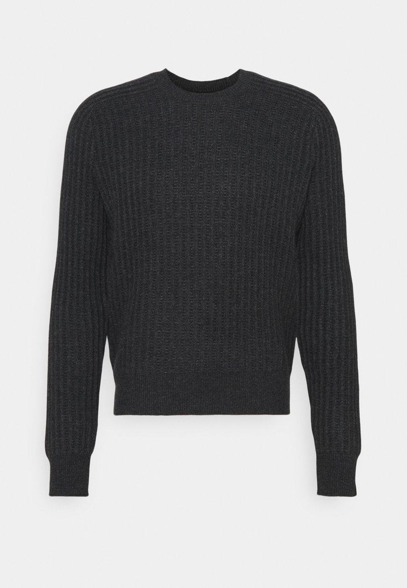 rag & bone - ECO CREW - Pullover - charc