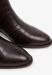 Bianco - BIACAROL  - Classic ankle boots - darkbrown - 5