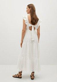 Mango - Day dress - white - 1
