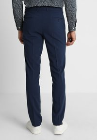 Lindbergh - PLAIN MENS SUIT - Traje - dark blue - 5