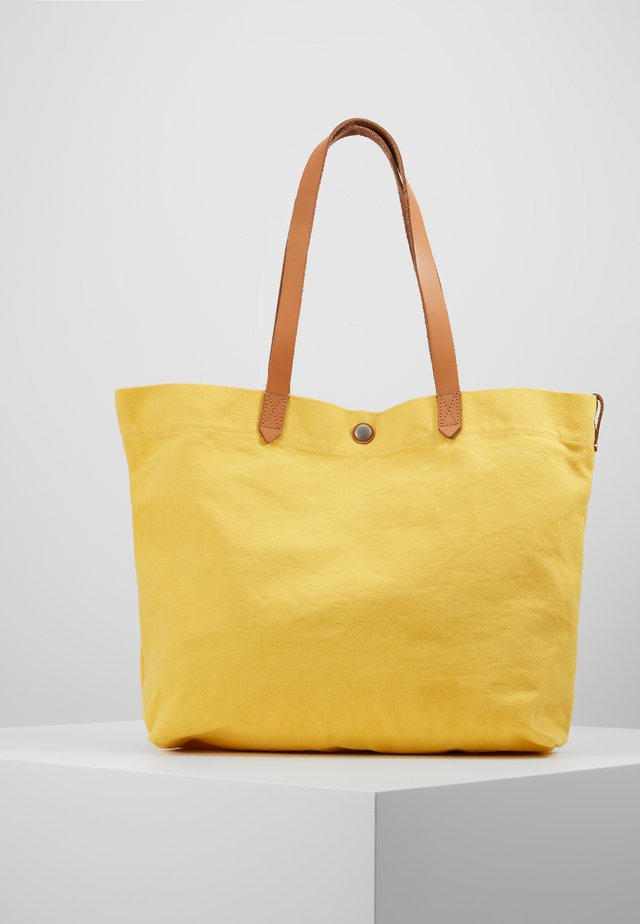 ROWENA - Tote bag - yellow